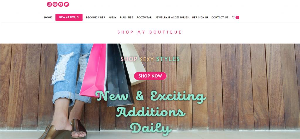 Boutique/Online Store