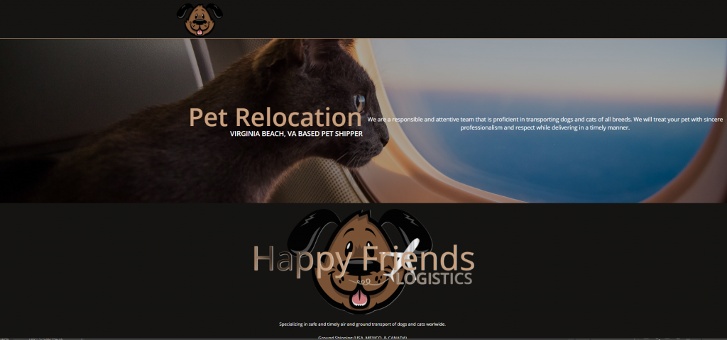 Pet Relocation